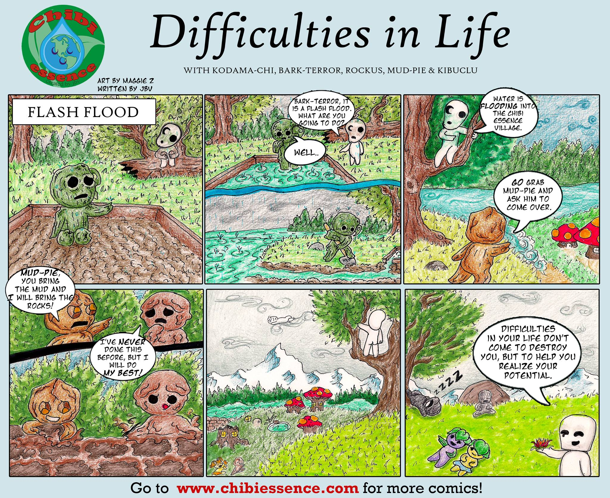 Difficulties in Life