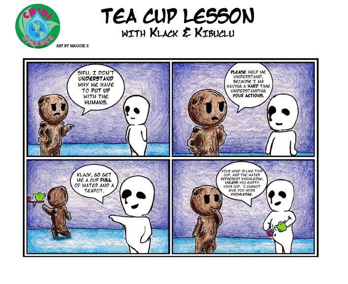 Tea Cup Lesson