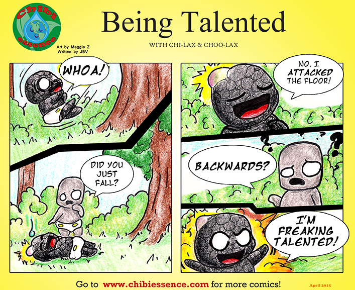 Being Talented